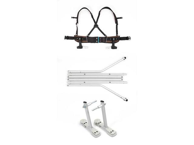 Croozer Ski Adapter Set voor Kid Plus / Kid vanaf 2005